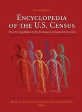 Encyclopedia of the United States Census, Citro, Constance, Anderson, Margo J, G