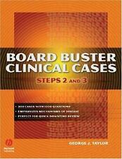 The Board Buster Clinical Cases:  Steps 2 and 3 (Boards and Wards Series)