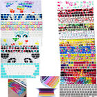 Silicone Soft Decal Keyboard Cover Skin for laptop Macbook Air Pro 13 15 11