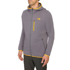 The North Face lixus Fz Con Capucha, Vanadis Gris. Talla L RRP £ 75 ahora £ 50