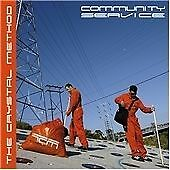 Community Service, The Crystal Method, Very Good Condition