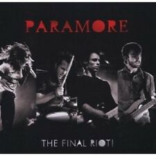 PARAMORE - FINAL RIOT!,THE  CD + DVD POP NEU
