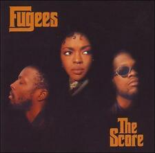 Score Fugees MUSIC CD