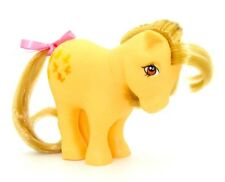 ⭐️ My Little Pony ⭐️ G1 FF Flat Foot Collector Pose Butterscotch Gorgeous!