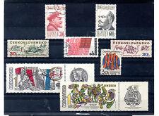 Checoslovaquia Series del año 1970-71 (BJ-903)