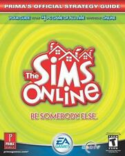 The Sims Online (Prima's Official Strategy Guide) by Kramer, Greg
