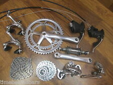 CAMPAGNOLO MIRAGE 172.5 53/39 2 X 8 SPEED DOUBLE RACING GROUP BUILD KIT GRUPPO
