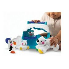 FISHER PRICE K2828/K2830 POLAR FRIENDS TOTE NEU OVP!