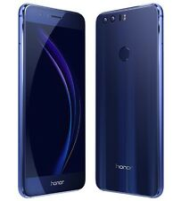 Huawei Honor 8 32GB 4G LTE Unlocked GSM  Smartphone FRD-L04 Sapphire Blue