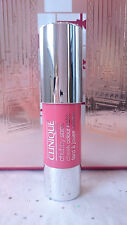 "CLINIQUE Chubby Stick Cheek Colour Balm Blusher ""Robust Rhubarb"" 2g Deluxe Size"