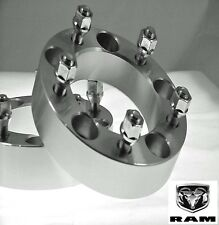 4 Pc 2002-2011 Dodge Ram 1500 Wheel Spacers Adapter 1.50 Inch # AP-5550C9/16