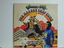 Jimmy Cliff in The Harder They Come, Mango records MLPS 9202, 1973 Stereo LP