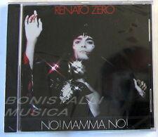 RENATO ZERO - NO! MAMMA NO ! - CD Sigillato