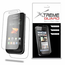 XtremeGuard Clear FULL BODY Screen Protector For Samsung Galaxy Rush SPH-M830