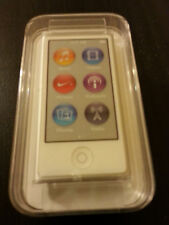 Apple iPod Nano 7th Gen 16GB Silver, MKN22LL/A (Worldwide Shipping)
