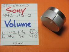 SONY 842-615-0 VOLUME KNOB STR-5800SD STR-6800SD STR-7800SD RECEIVER