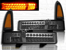 00-04 Ford Excursion / 99-04 Super Duty Front Signal Bumper Lights w/Smoke Lens