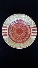Vintage ELLE KERAMIKK Studio Art Pottery ASHTRAY Norway MID CENTURY MODERN 819BS