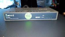 ZONET ZFS3005 5-PORT 10/100MBS ETHERNET SWITCH