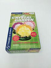 Kit de experimento de Jardín de Cristal-Gran Regalo educativo! edad 10+ Nuevo Y en Caja Gratis P&P
