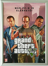 Grand theft auto 5 GTA 5 rare xbox one ps4 42cm x 60 cm Promo Poster # 1