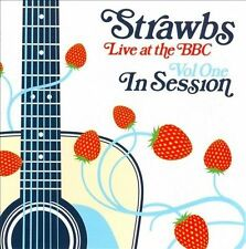 STRAWBS Live At The BBC Vol. One In Session CD NEW UK A&M ‎532 050-7 vol 1 psych