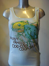 Replay 'W5783' Coco's Fish bar printed vest S