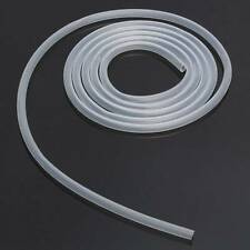 2M 6.5Ft Clear Food Grade Silicone Hose Vacuum Tube Pipe Inner 6mm Outer 8mm