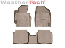 WeatherTech® DigitalFit FloorLiner for Hyundai Elantra - 2011-2013 - Tan