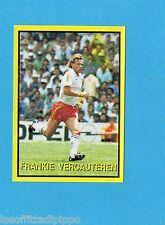 VALLARDI-CAMPIONISSIMI CALCIO EUROPEO 1988-Figurina n.100- VERCAUTEREN -Rec