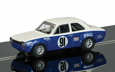 C3672 Scalextric Slot Car Ford Escort Mark 1 Alan Moffat No 91 - New & Boxed UK