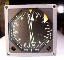 Aircraft Radio Magnetic Indicator Collins Type 332C-10 P/N 622-0555-001