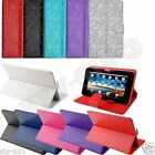 """High Quality Universal Leather Case Cover Stand For 7 7 """" Inch Android Tablet UK"""