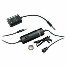 Audio-technica Atr3350is Microphone - 15 Hz To 18 Khz - Wired - 19.69 Ft -