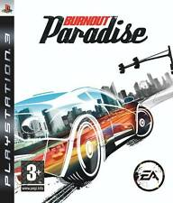Burnout Paradise Ps3 ~ Ps3 (en Perfectas Condiciones)