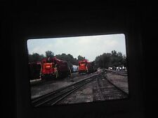 slide DEPOT Pioneer Valley Railroad Train Station Yard Car RR Westerfield Mass s
