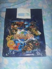 Brand New Universal Studios Singapore medium plastic bag