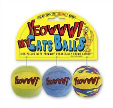 Yeowww My Cats Balls 3pack
