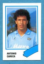 CALCIO 89 Euroflash Figurina-Sticker n. 203 - CARECA - NAPOLI -New