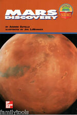 MCGRAW HILL SCIENCE 3RD GRADE 3 READER Planet Mars FACTS Discovery HOMESCHOOL