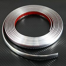14mm ( 1,4cm ) x 5m CHROME CAR STYLING MOULDING STRIP TRIM ADHESIVE