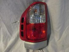 2000-2001-2002 ISUZU TROOPER DRIVER/LEFT SIDE TAILLIGHT OEM