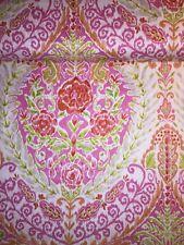Patchworkstoff Baumwolle Free Spirit Sundara Oasis Pavana Pink Blumen Grün 210
