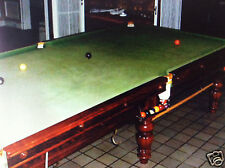 Circa 1880 Provenance Prince of Wales King Edward the VIII  Snooker Table