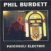 Phil Burdett - Patchouli Electric (2001)