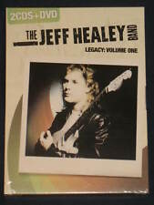 Jeff Healey Band 1 dvd 2 cd set Legacy Volume One NTSC 2008 NEW NEXT DAY SHIP