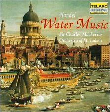 Handel: Water Music (CD, Mar-2003, Telarc Distribution)