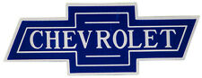 Chevrolet Blue Bow Tie Decal – Large Sticker Chevy Hotrod Wagon Shop Truck GM SS