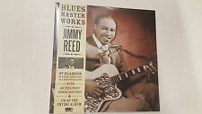 JIMMY REED - Blues Master Works NEW/SEALED 2LP + 180gr + CD + DOWNLOAD