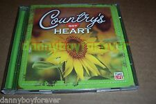 Time Life NM 2 CD Country's Got Heart Together Again Dolly Parton Ronnie Milsap